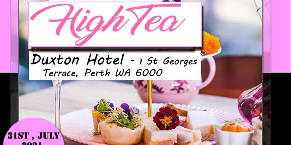 Ladies High Tea!
