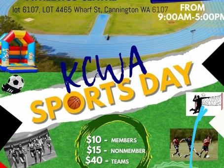 KCWA Sports Day 2021