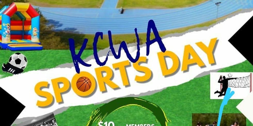 KCWA Sports and Family Fun Day