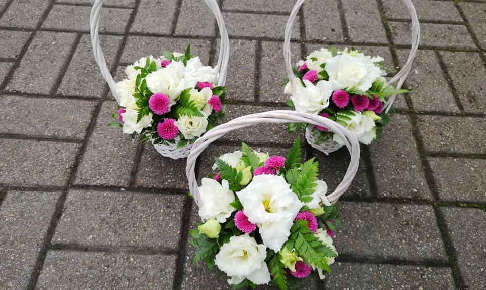 Bridesmaids Baskets