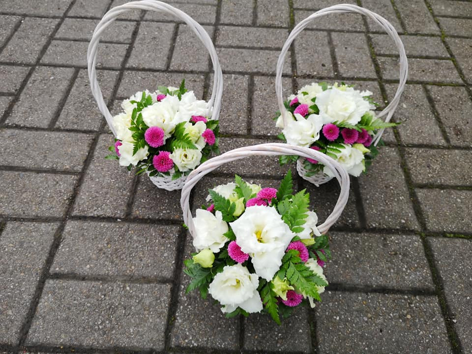Bridesmaids Baskets