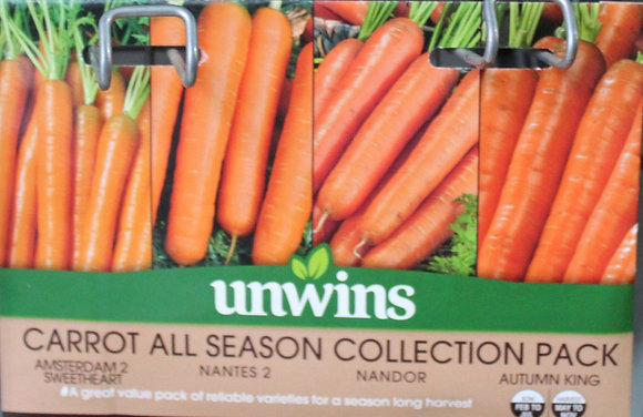 Carrot All Season Collection