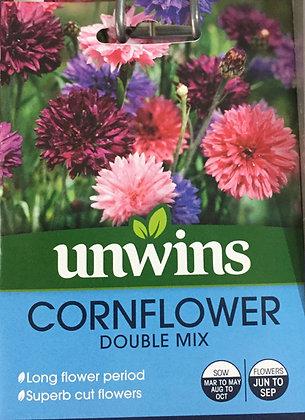 Cornflower | Double Mix