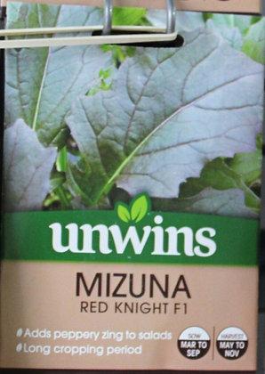 Mizuna | Red Knight F1