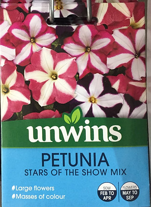 Petunia | Stars Of The Show Mix