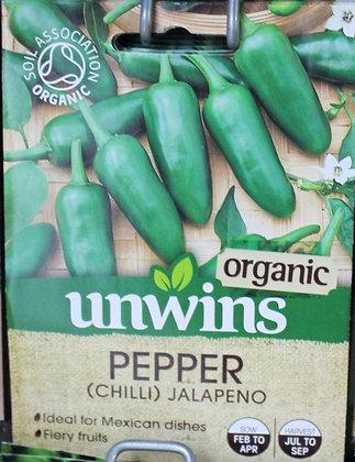 Pepper | (Chilli) Jalapeno