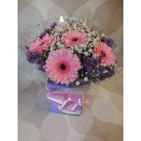 Gerbera's Bouquet