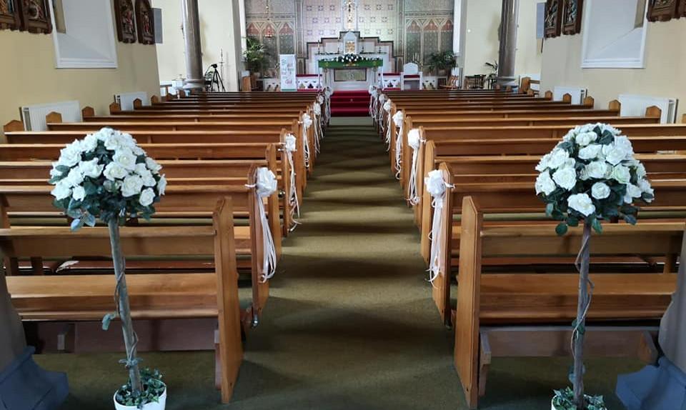 A simple church set up