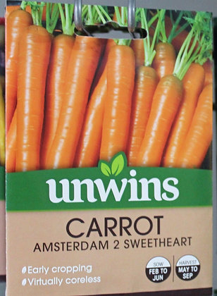 Carrot | Amsterdam 2 Sweetheart
