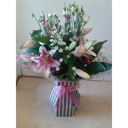 Mixed Lilly Bouquet