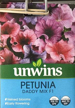 Petunia | Daddy Mix F1