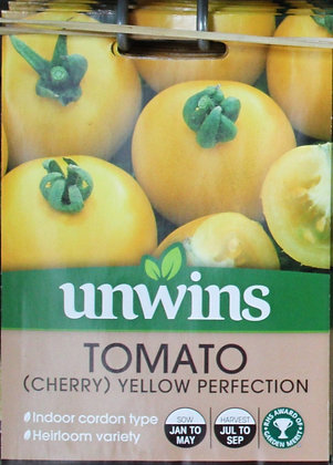 Tomato | Yellow Perfection Cherry