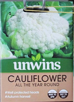 Cauliflower | All The Year Round
