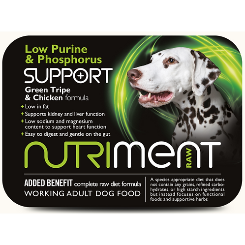 Low Purine & Phosphorus Support