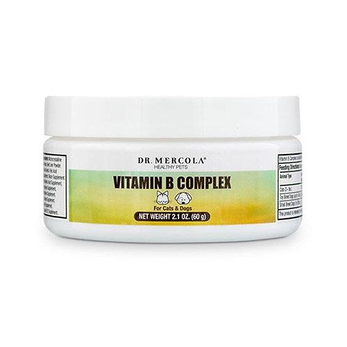 Dr Mercola Vitamin B Complex
