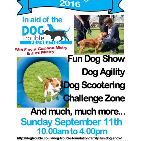 Fun Dog Show – Press Release