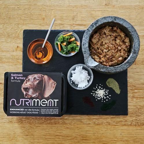 Salmon & Turkey - 500g & 1.4kg