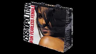 Cosmopolitan promotional bag