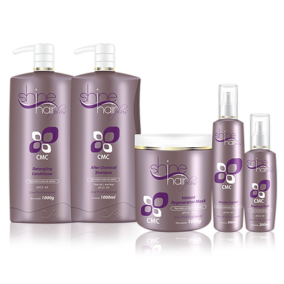 Kit CMC Ojon Oil Shine hair Plus