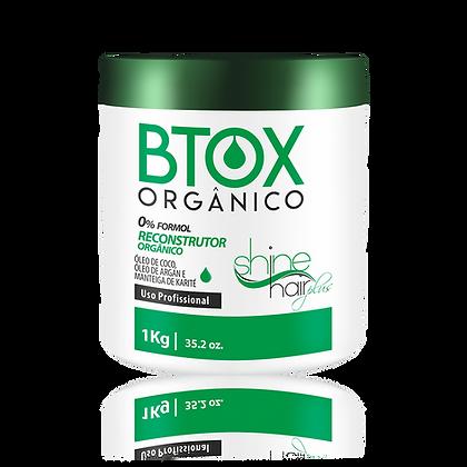 Btox Orgânico Shine Hair Plus 1Kg