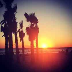 secretgardenstours Tel Aviv Sunset