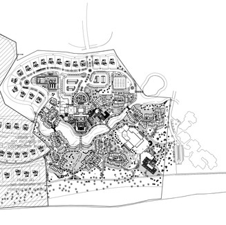 Rotana Resort Plan