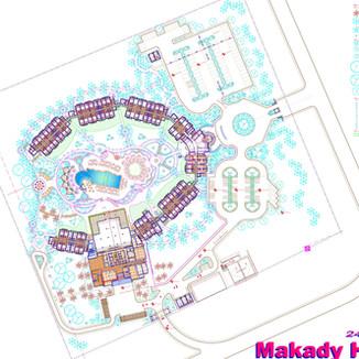 Makady Hotel Planting Plan