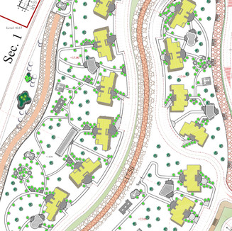 Joubal Hill Apartments Conceptual Plan