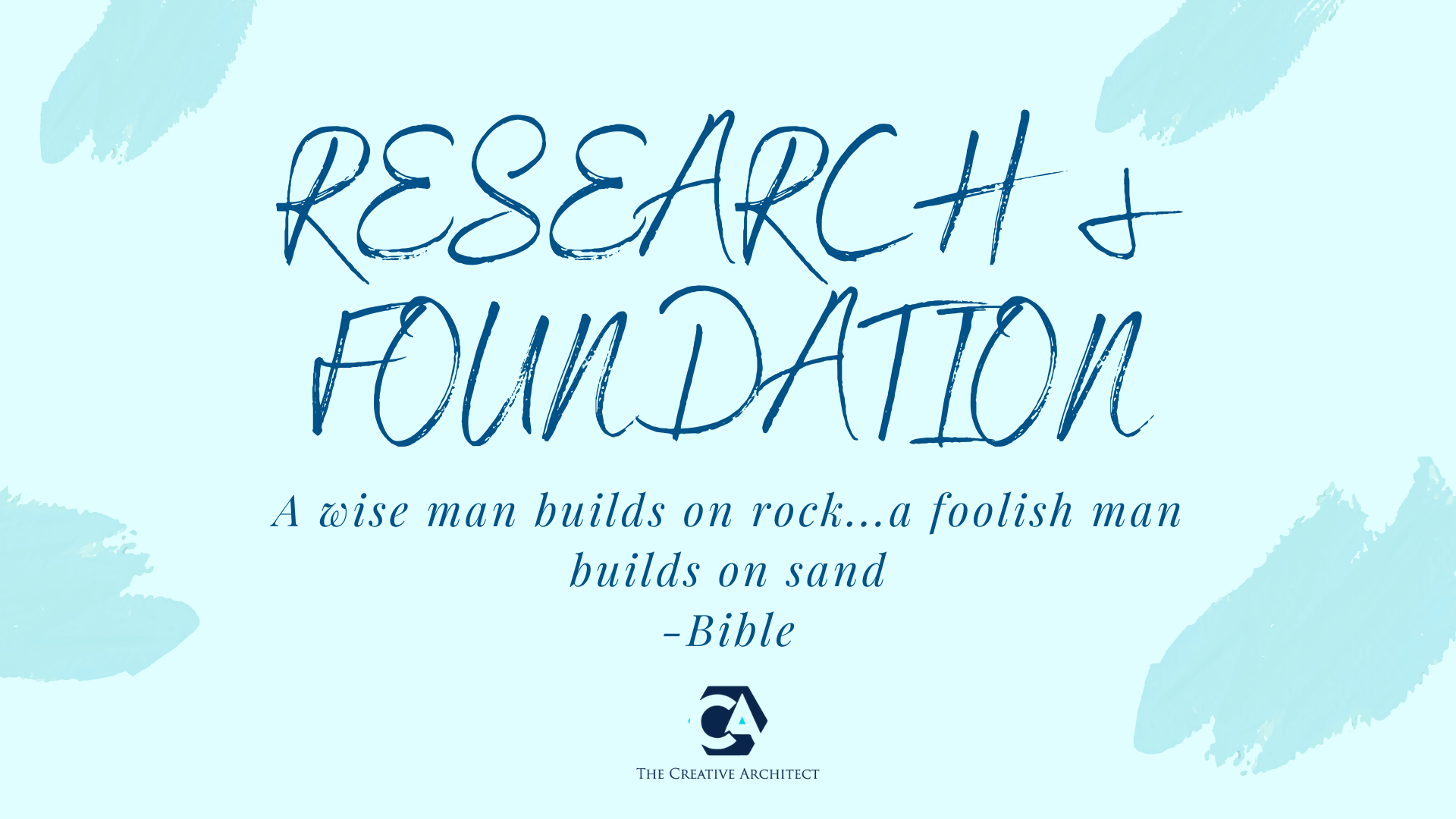 Research & Foundation