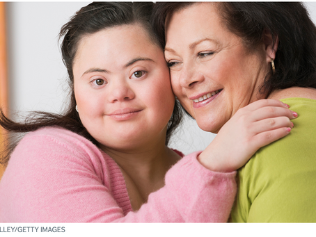 How Parents Can Build a Support System for Adult Children With Disabilities
