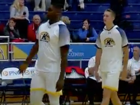 First Division I scholarship basketball player with autism debuts with Kent State