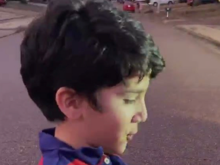 Tennessee boy with autism uses his tooth fairy money to buy Christmas gift for police officer