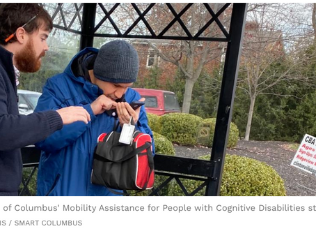 Piloting A Mobile App That Helps People With Cognitive Disabilities Use Public Transportation