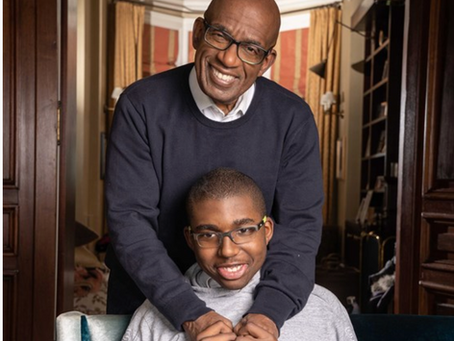 Al Roker shares son Nick's journey growing up with special needs