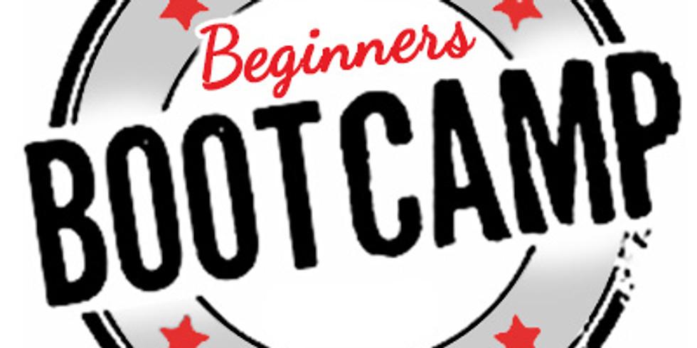 Dec 14th-Jan 11th 4 Week Boot Camp Beginners Class
