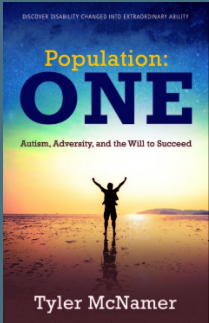 I wrote my book so others could Understand what it's like to have Autism.