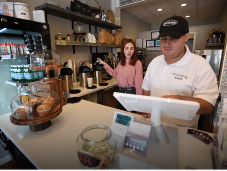 How a tiny Little Falls coffee shop makes a big difference for those with autism