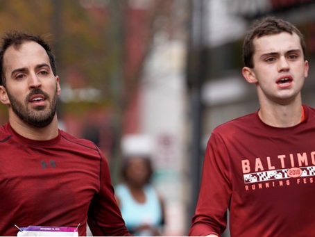 The Kid Who Went From a Special Olympics Athlete To Boston Marathon Qualifier