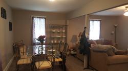 Dinning room/bonus area