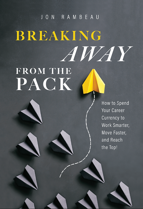 Breaking Away from the Pack Jon Rambeau