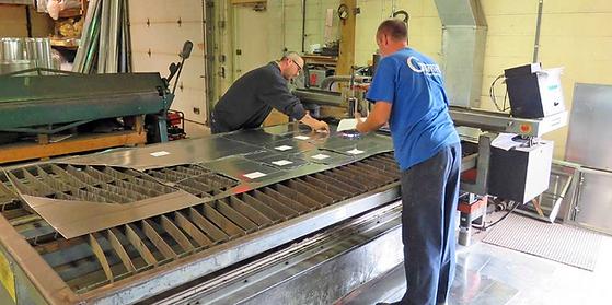 Air Duct Fabrication Fredericksburg VA