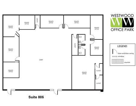 806 Westwood Office Park, Fredericksburg VA