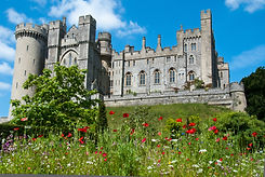 Arundel Castle - family home of the Duke of Norfolk