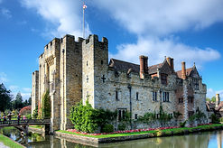 Hever Castle - home of King Henry VIII's second wife Anne Boleyn
