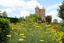 Wonderful gardens at Sissinghurst Castle
