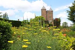 Wonderful gardens at Sissinghurst Castle