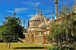 Regency opulence at the Brighton Pavilion