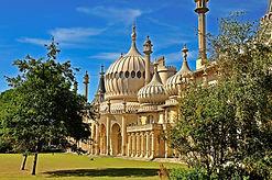 Regency opulence at the Brighton Pavilion