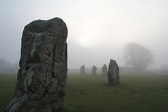Europes largest Neolithic stone circle at Avebury