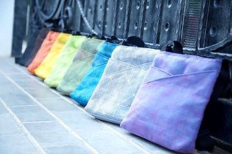 Eco-friendly, socially conscious bags